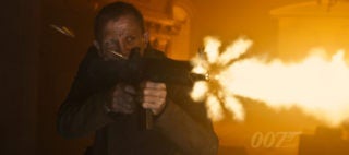 Action stations! New SKYFALL images here now