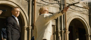 New SKYFALL Trailer Is Live