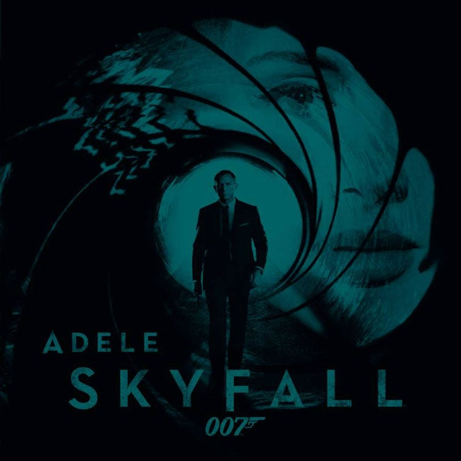 SKYFALL Official Theme Song News