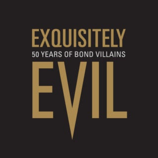 New James Bond Villains Exhibition