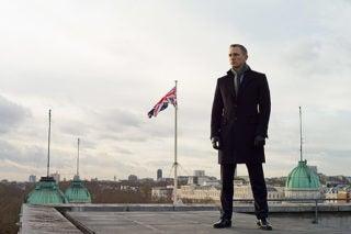 SKYFALL RECEIVES EIGHT BAFTA NOMINATIONS