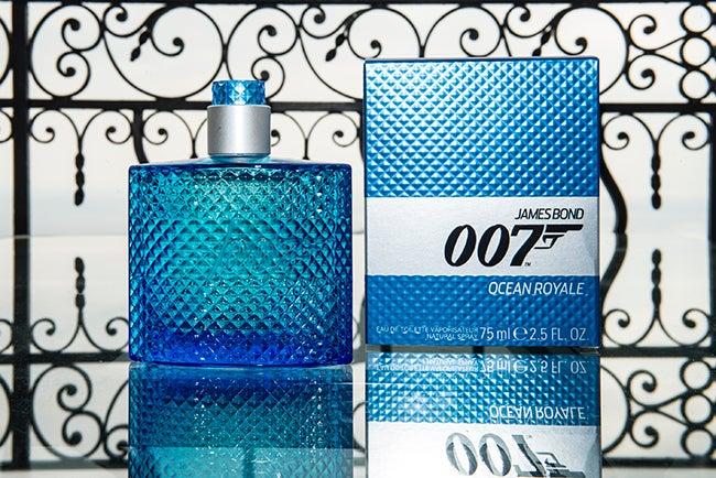 New 007 Fragrance