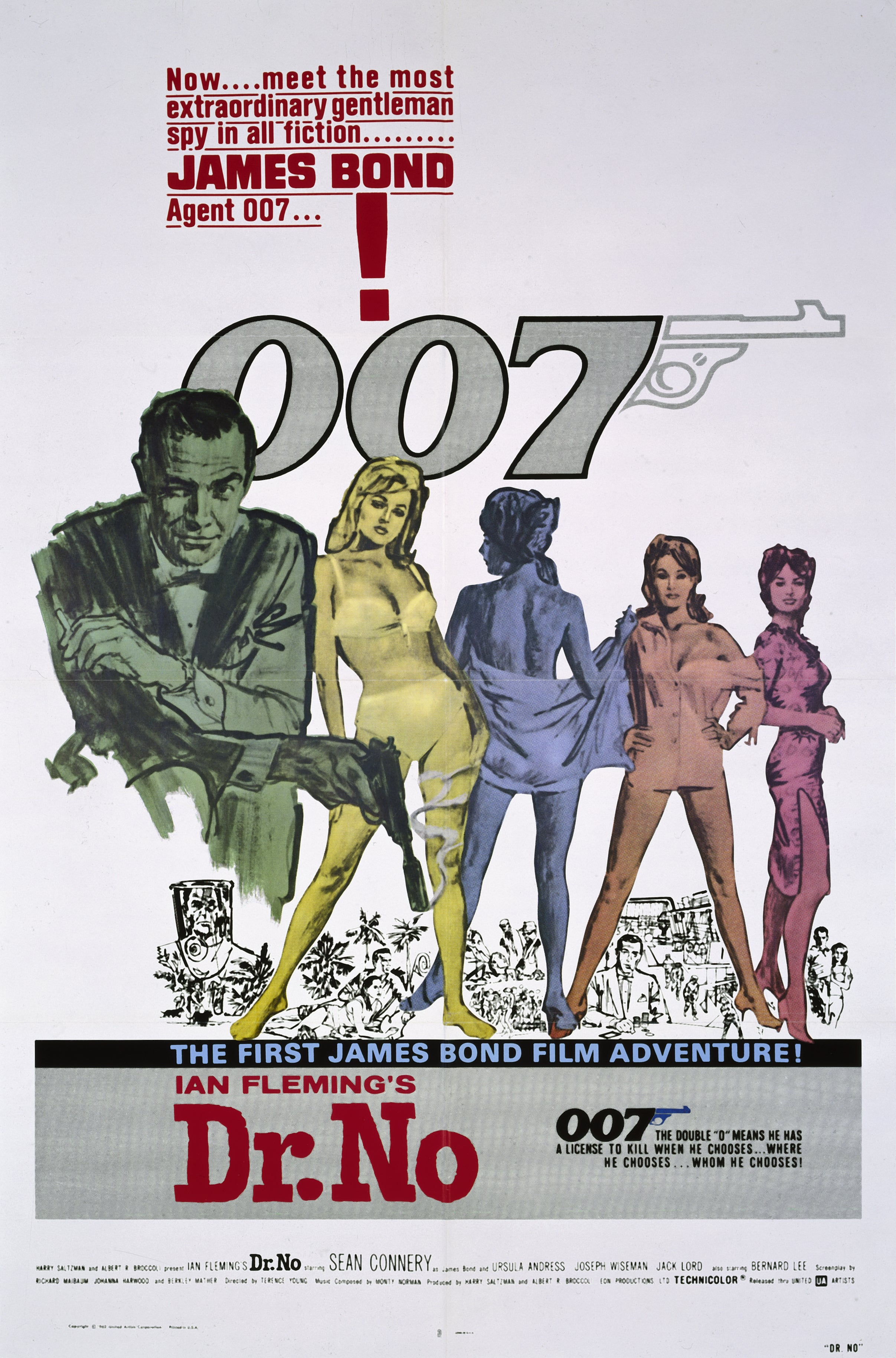 The Official James Bond 007 Website | Bond Posters