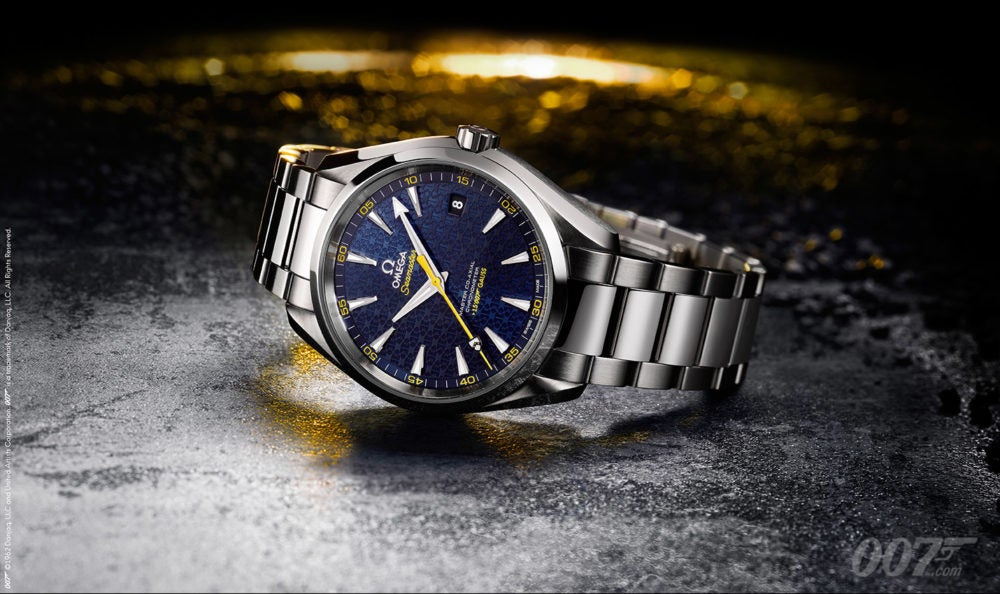 OMEGA release new Bond-inspired timepiece