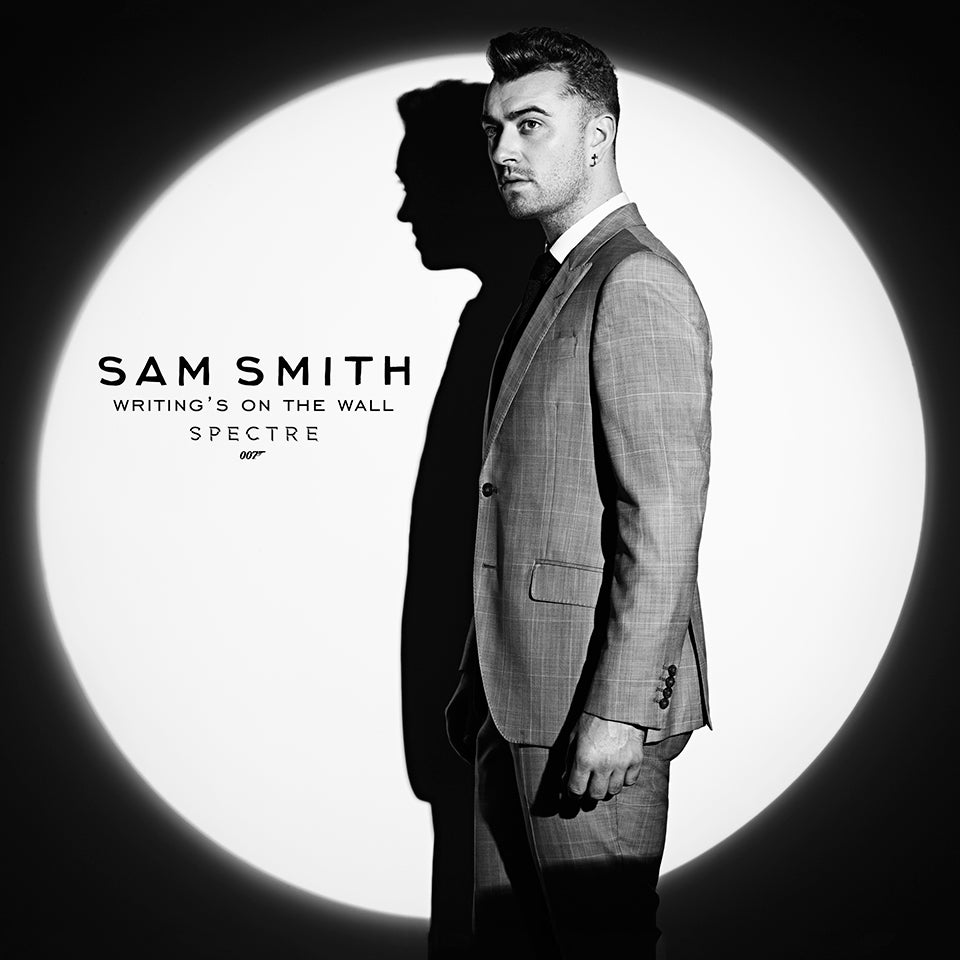 SAM SMITH TO SING TITLE SONG FOR SPECTRE