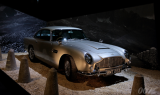 DESIGNING 007 OPENS IN PARIS