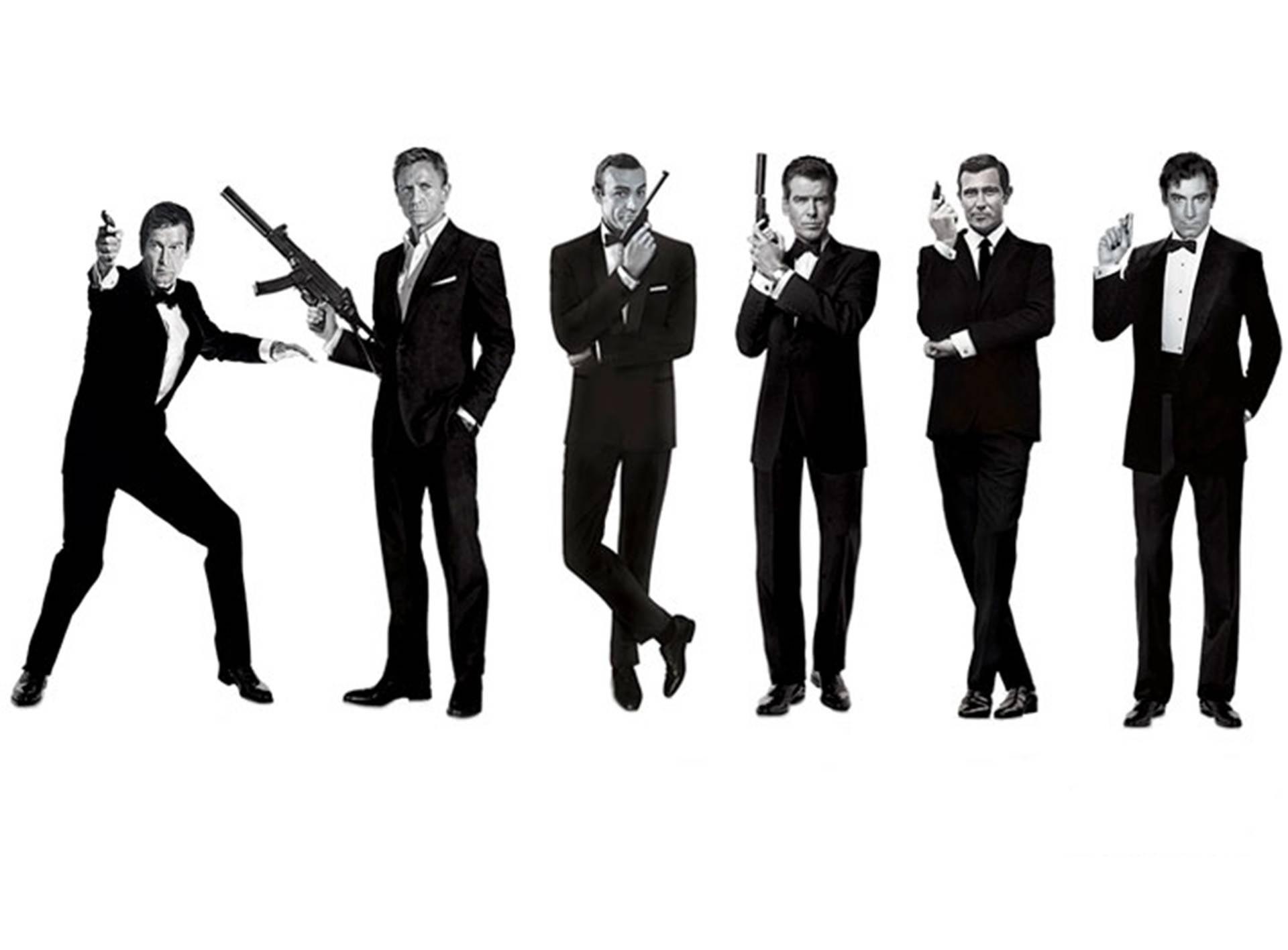 Focus Of The Week: James Bond