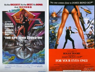 SIR ROGER MOORE FILMS RETURN TO CINEMAS