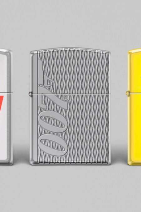 007 Zippo Lighter Collection