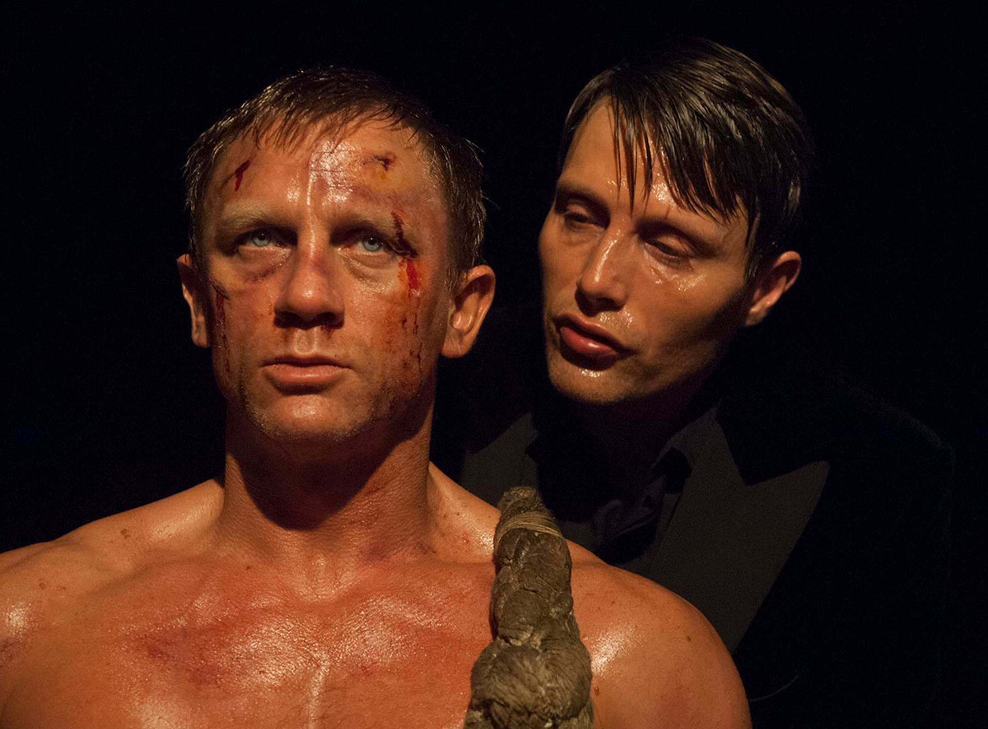 Focus Of The Week: <i>Casino Royale</i> Torture Scene