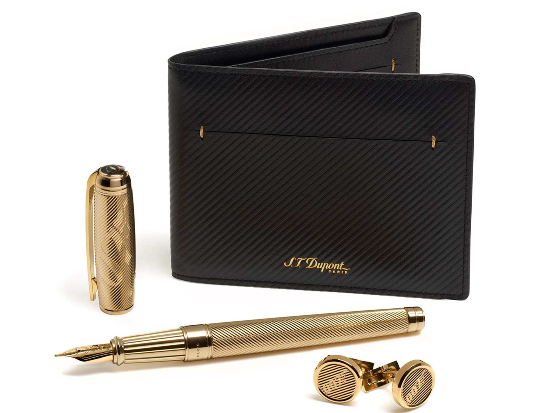 S.T. Dupont 007 Limited Edition Collection