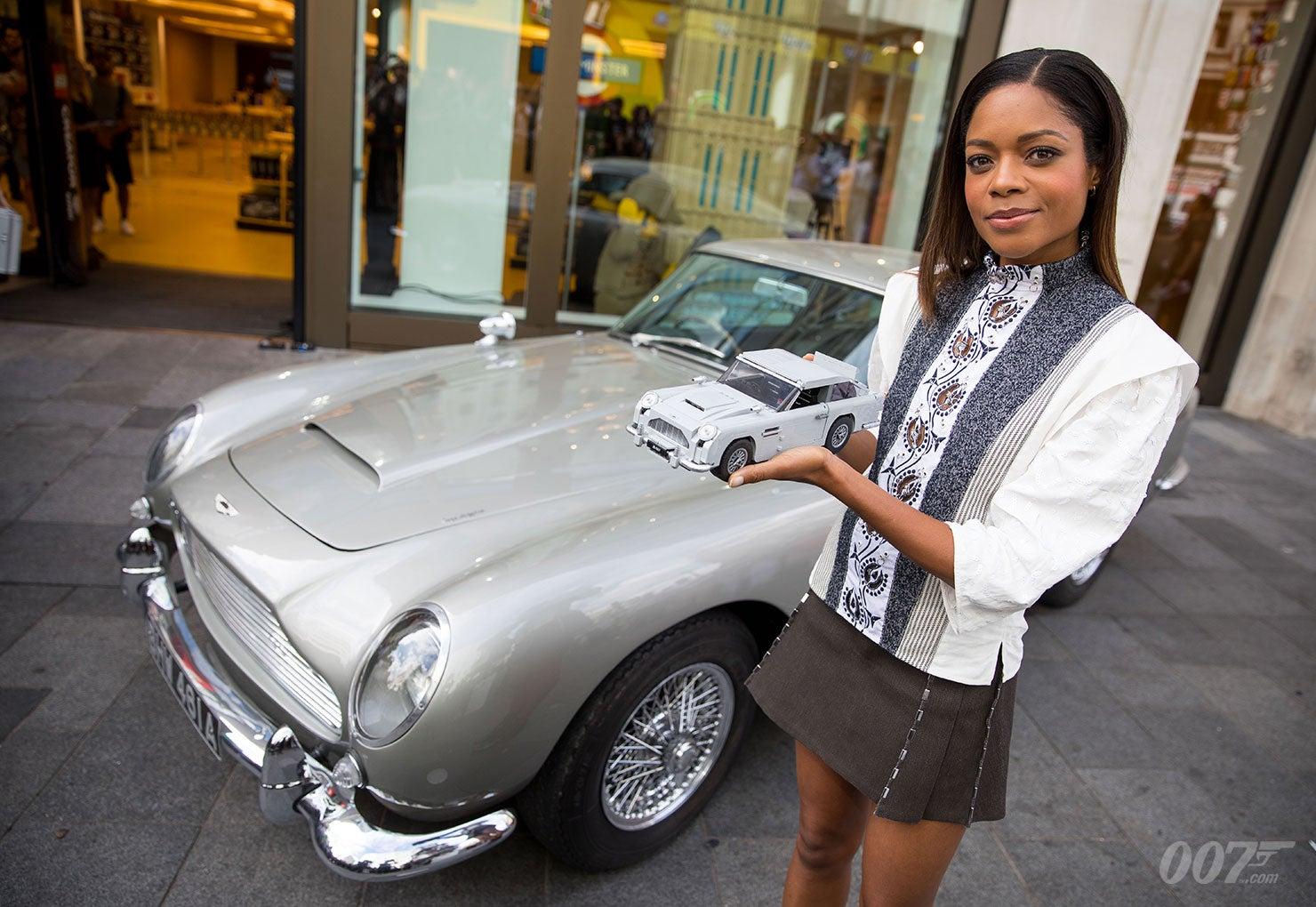 New Lego Aston Martin Db5 James Bond 007