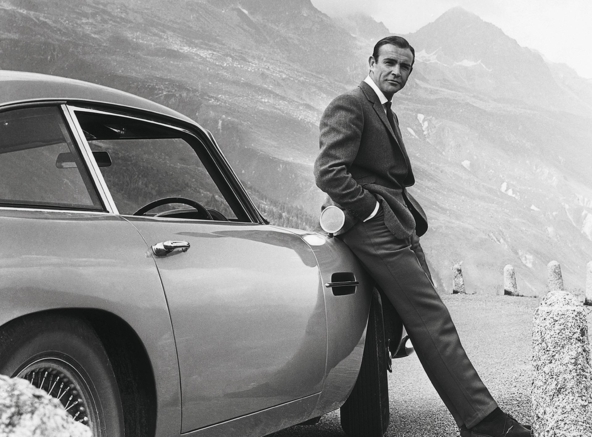 Aston Martin Recreate 25 <i>Goldfinger</i> DB5 Cars