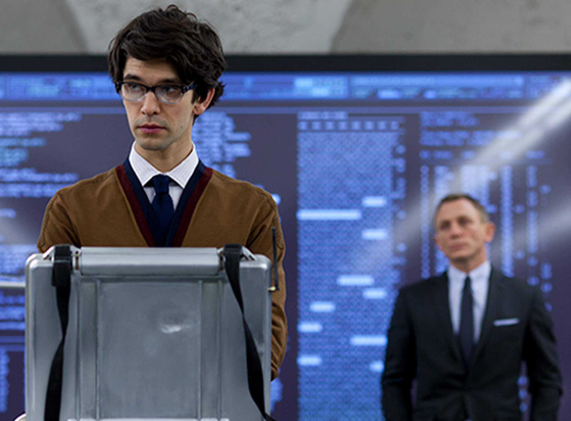 Focus Of The Week: Ben Whishaw's Q