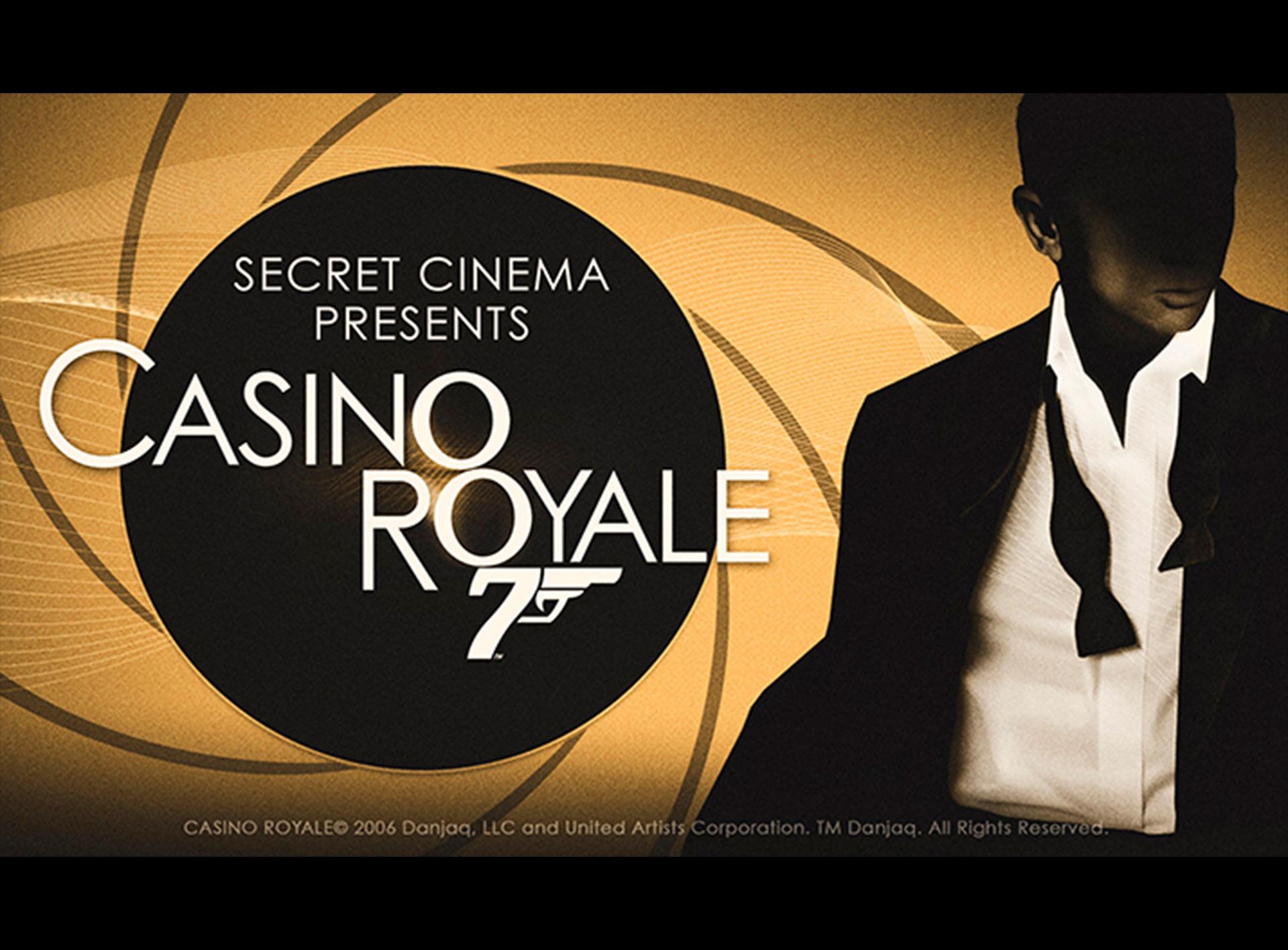 Secret Cinema Presents <i>Casino Royale</i>