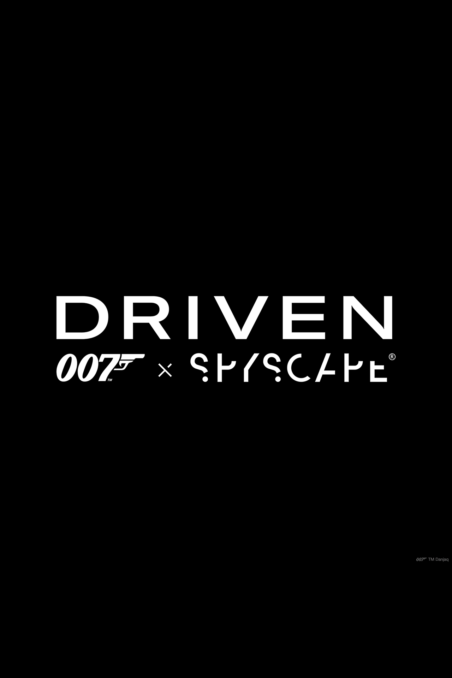 Driven 007 X Spyspace Exhibition In NYC