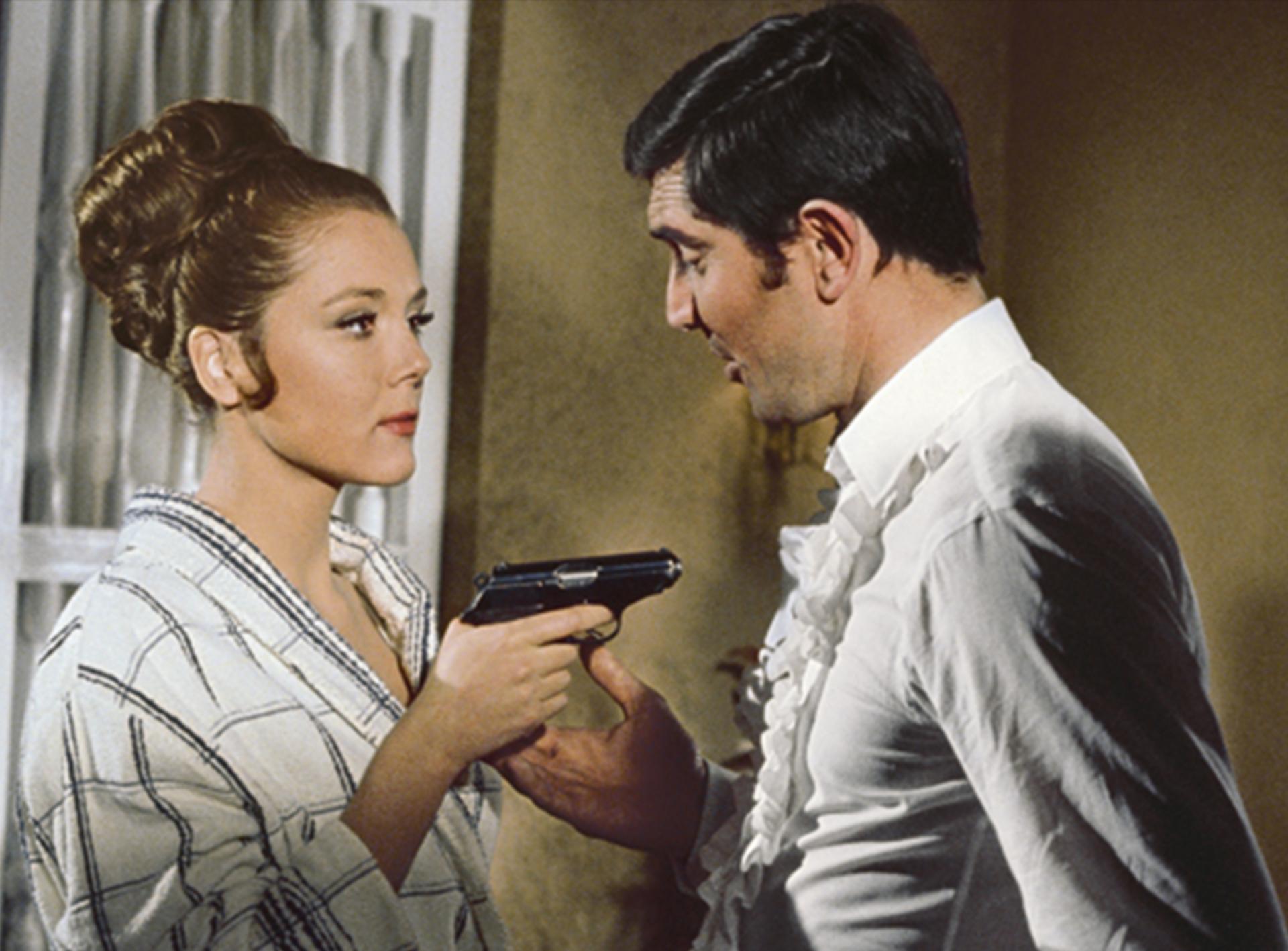 On Her Majesty's Secret Service   James Bond 007