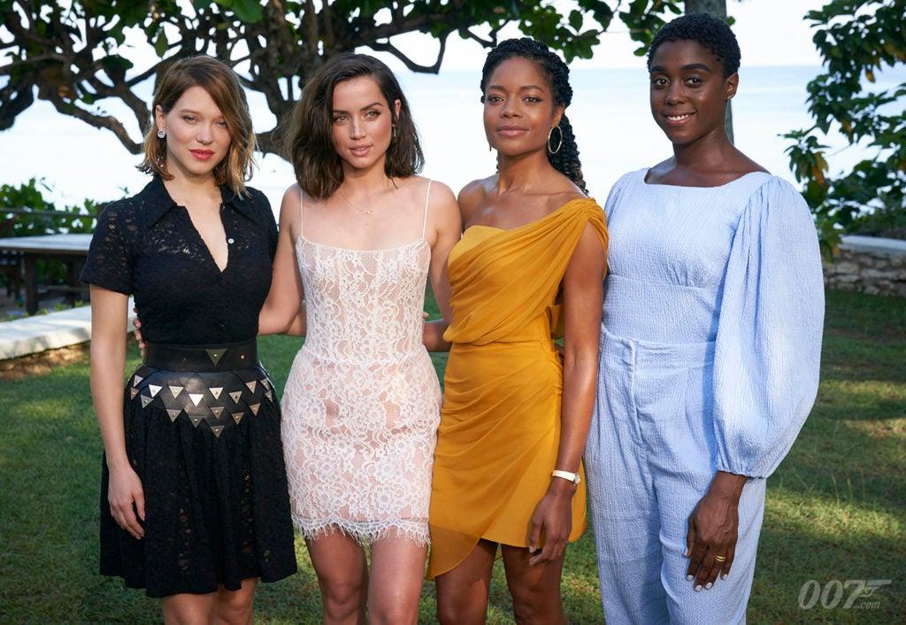 Léa Seydoux, Ana De Armas, Naomie Harris, Lashana Lynch