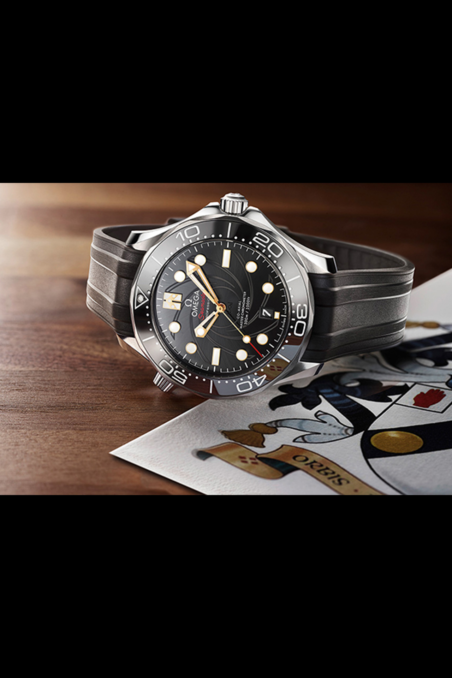 New OMEGA Watch Celebrates Bond