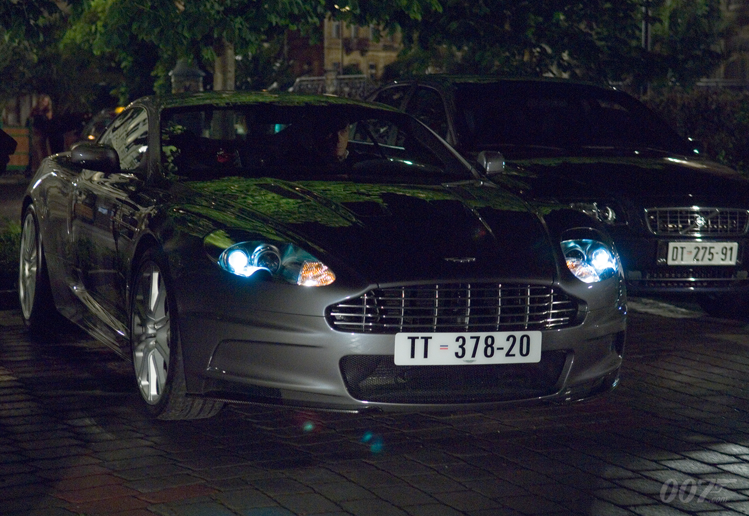 Focus Of The Week Aston Martin Flip James Bond 007
