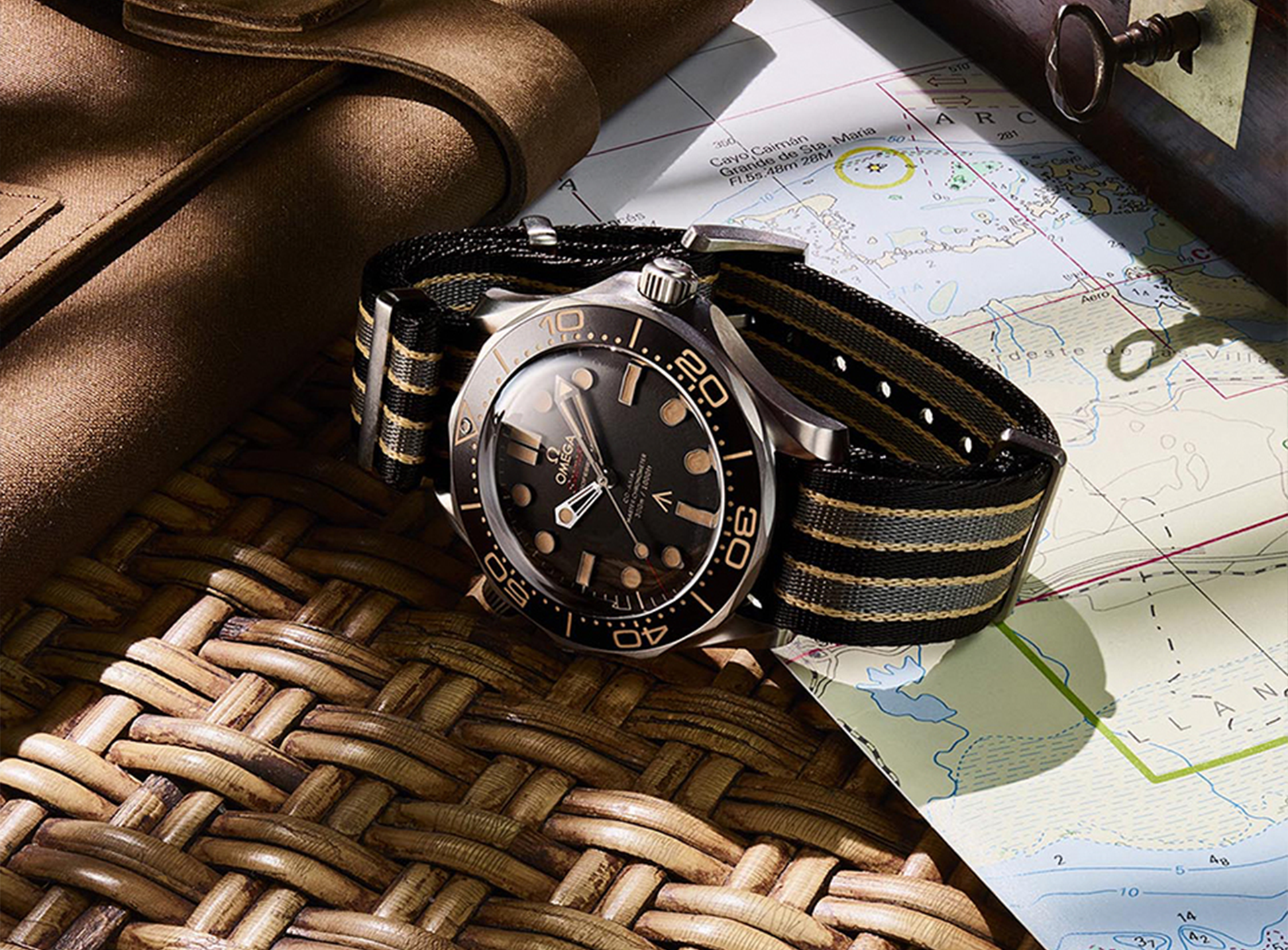 OMEGA Unveil New 007 Watch
