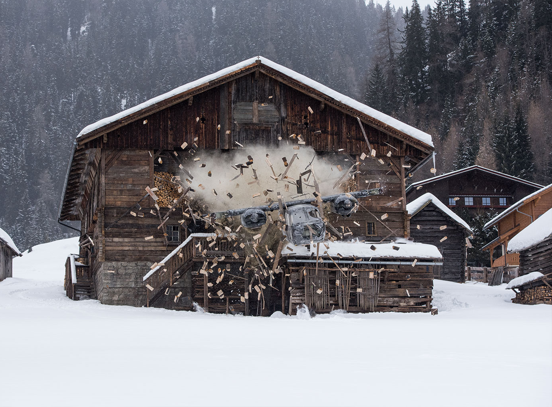 Focus Of The Week: <i>Spectre's</i> Austria Chase