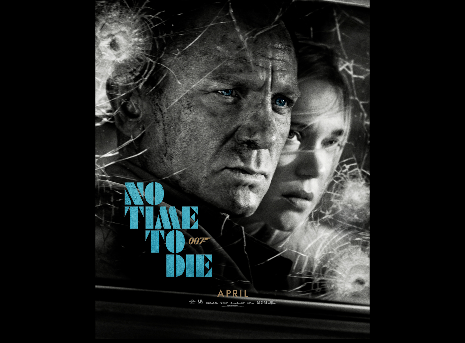 New <i>No Time To Die</i> Poster Launched