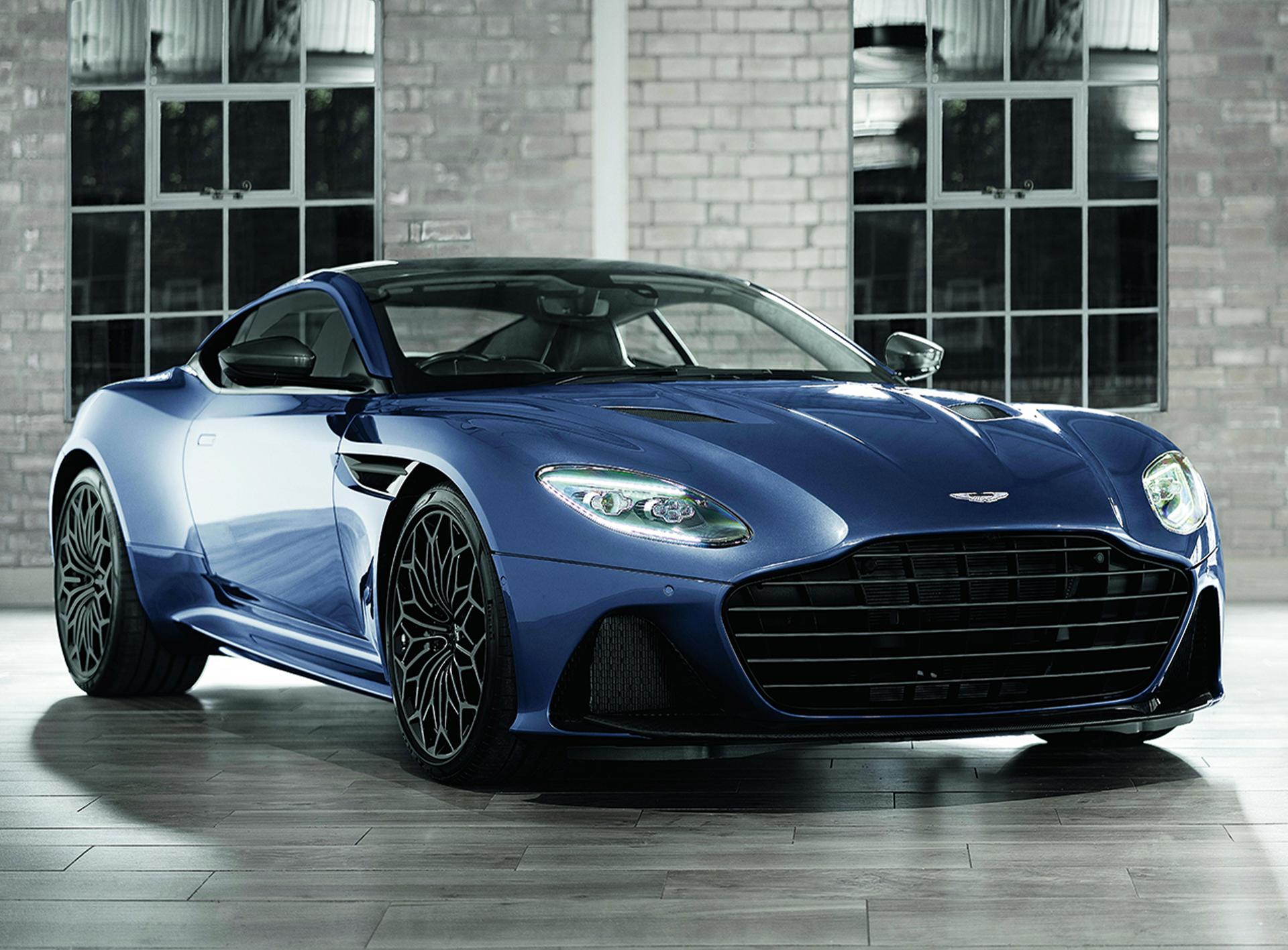Own A Daniel Craig Designed Aston Martin James Bond 007
