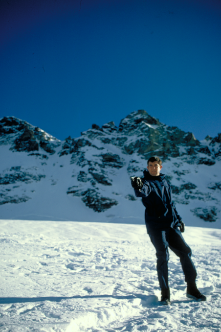 Bond And Blofeld Bob Run