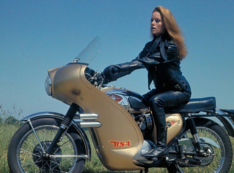 Thunderball Motorbike Chase