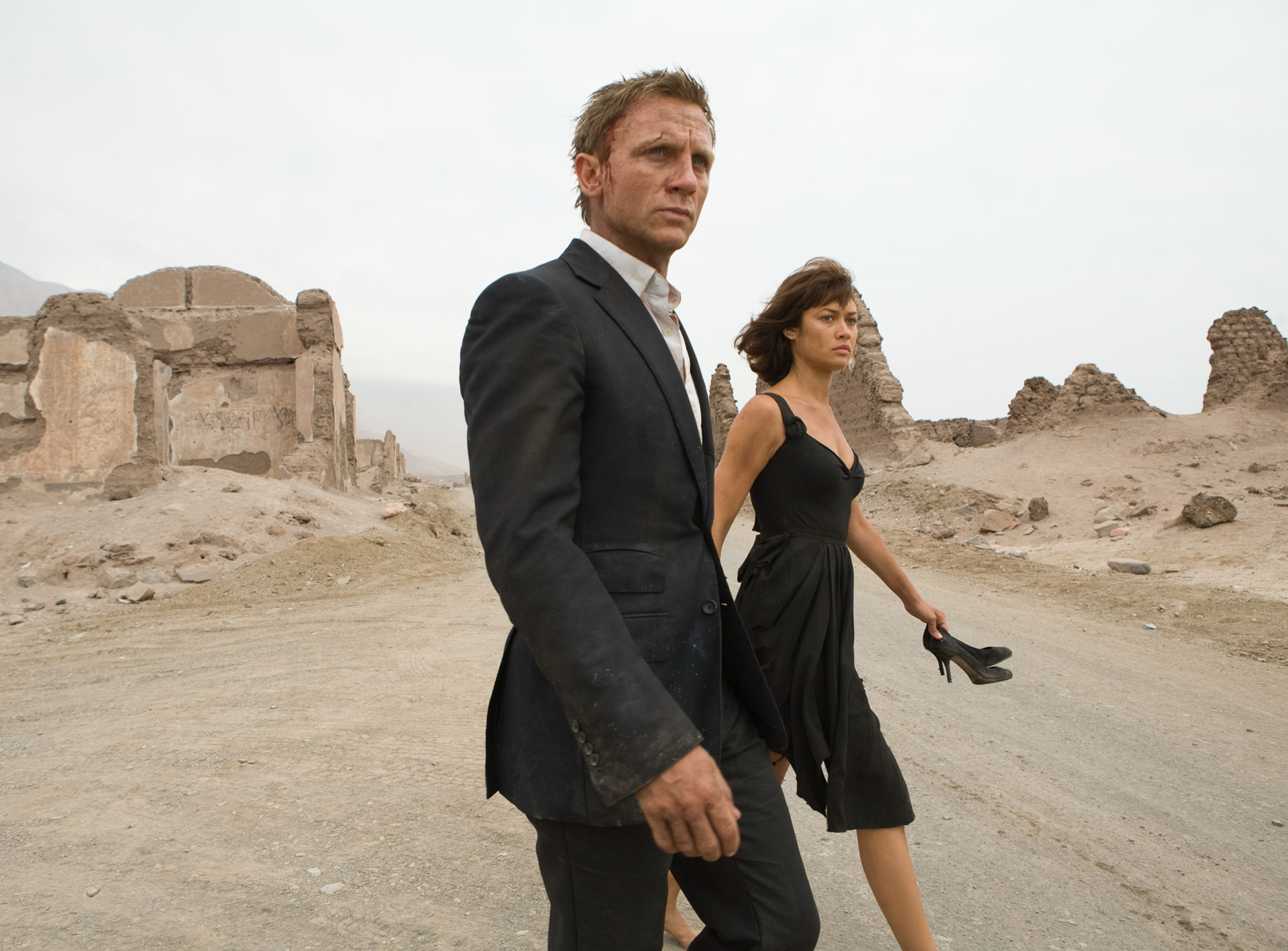 Focus Of The Week: <i>Quantum Of Solace</i>
