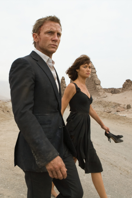 Quantum Of Solace Plane Chase