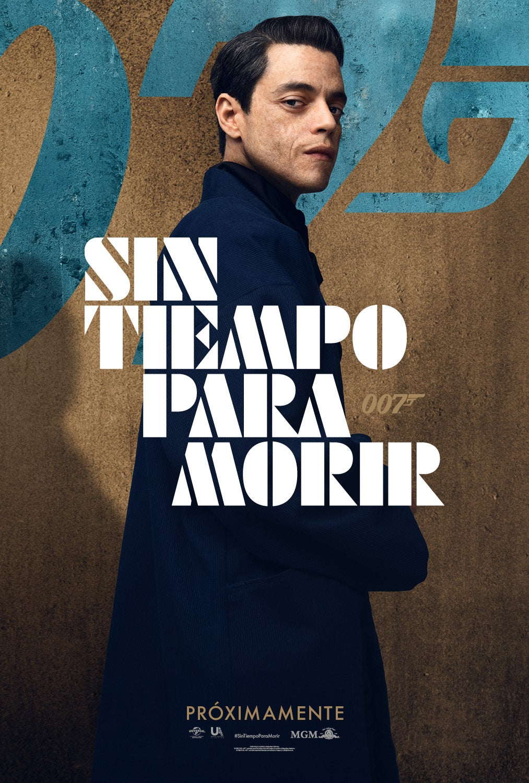 The Official James Bond 007 Website Sin Tiempo Para Morir Esp