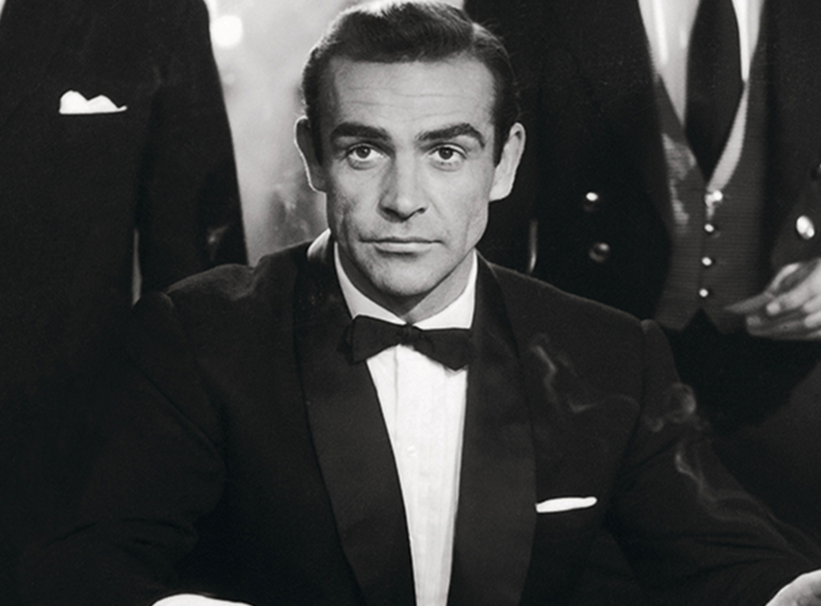 Bond's Introduction In Dr. No