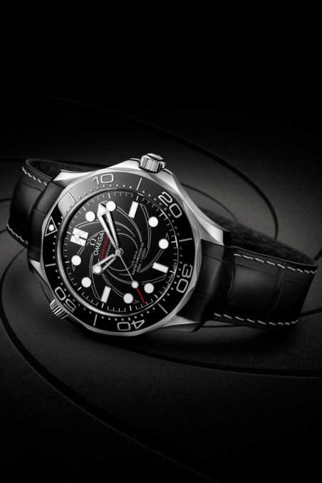 New OMEGA James Bond Watch