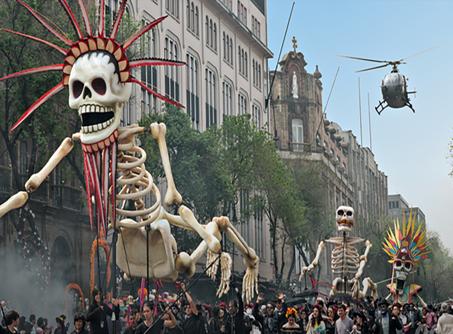 Day Of The Dead Sequence