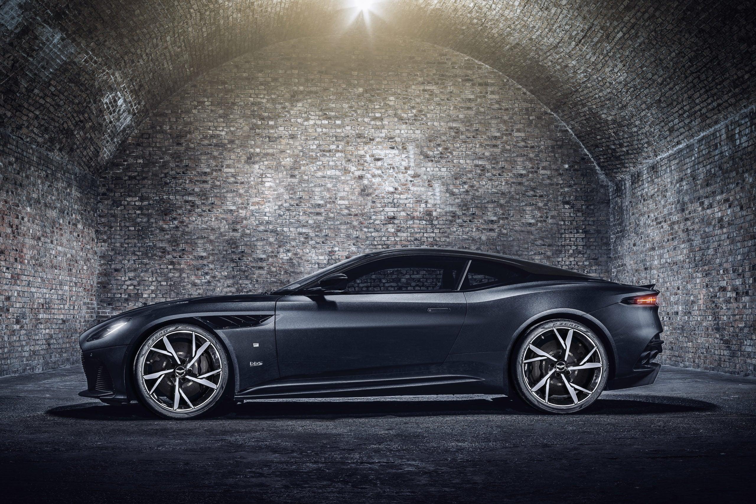 Aston Martin Dbs Superleggera 007 Edition 03 James Bond 007