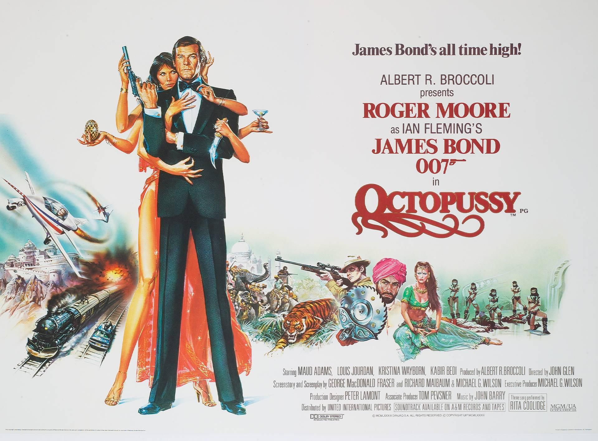 [好雷] 007 八爪女 Octopussy (1983)