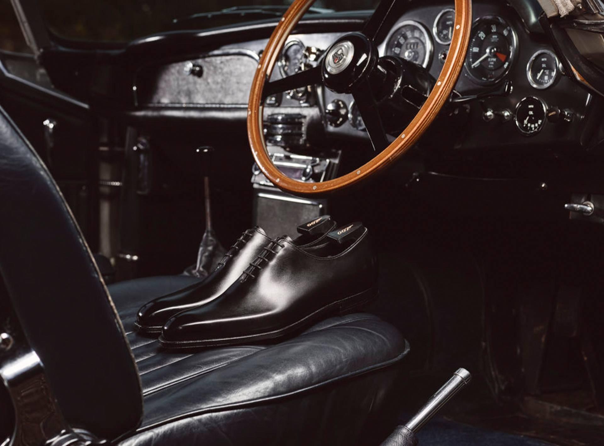 Crockett & Jones Limited Edition 007 Shoe
