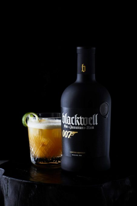 007 Limited Edition Blackwell Rum