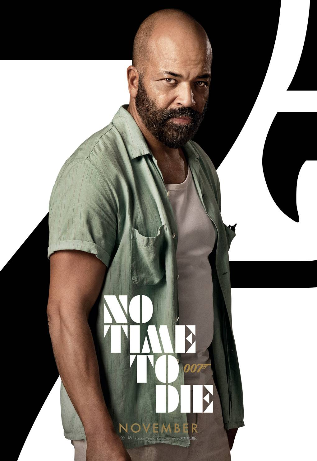 New No Time To Die Character Posters | James Bond 007