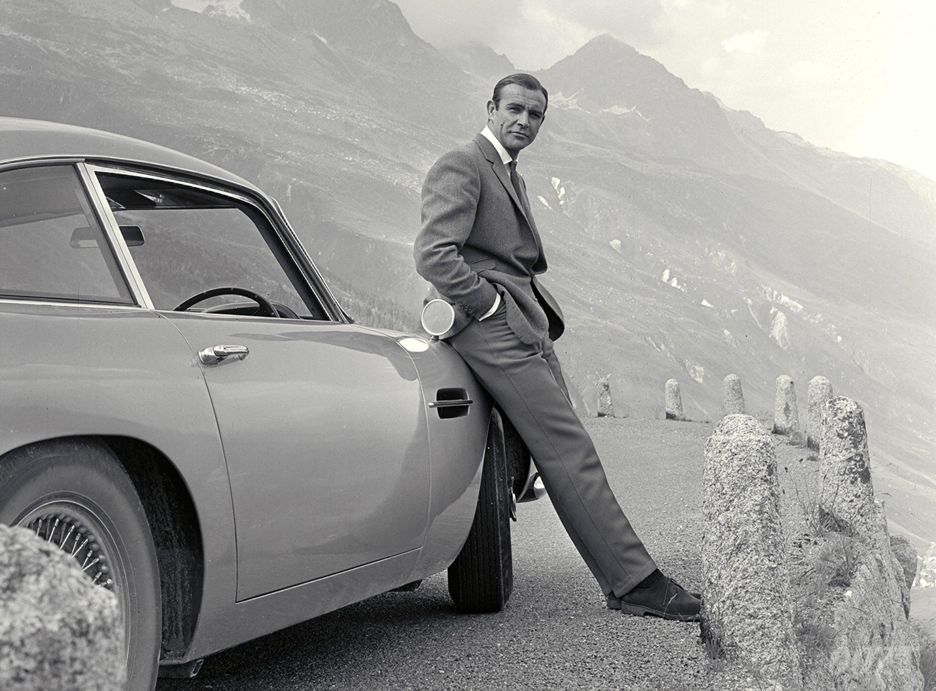 Sir Sean Connery (1930 – 2020)