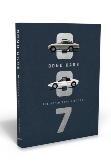 Bond Cars: The Definitive History