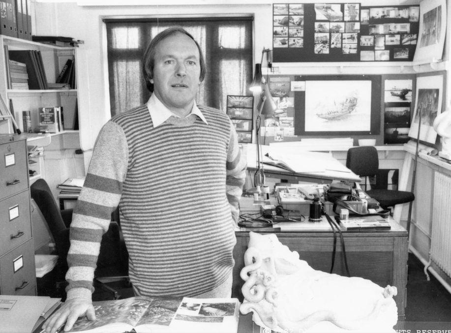 Remembering Peter Lamont (1929-2020)