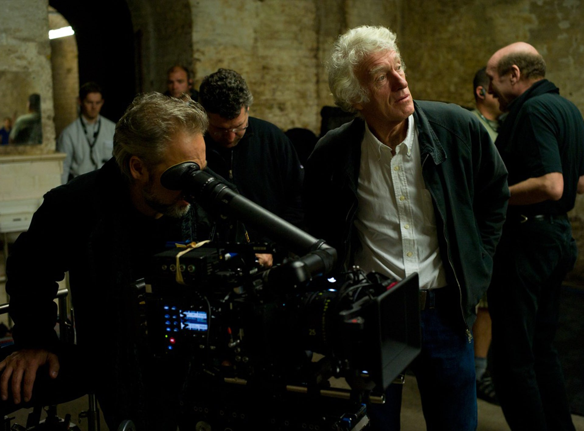 Roger Deakins awarded knighthood