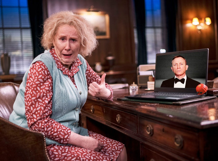 James Bond And Catherine Tate Comic Relief Sketch