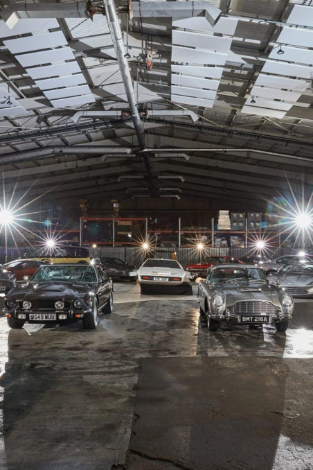 Classic Bond Cars On Top Gear