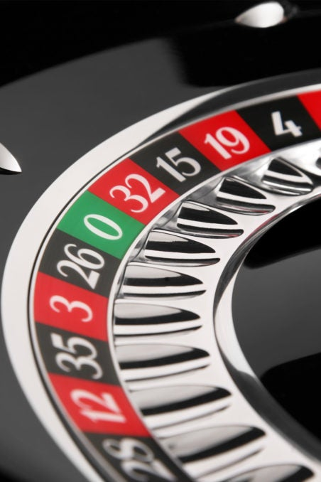The 007 Collector's Edition Roulette Wheel