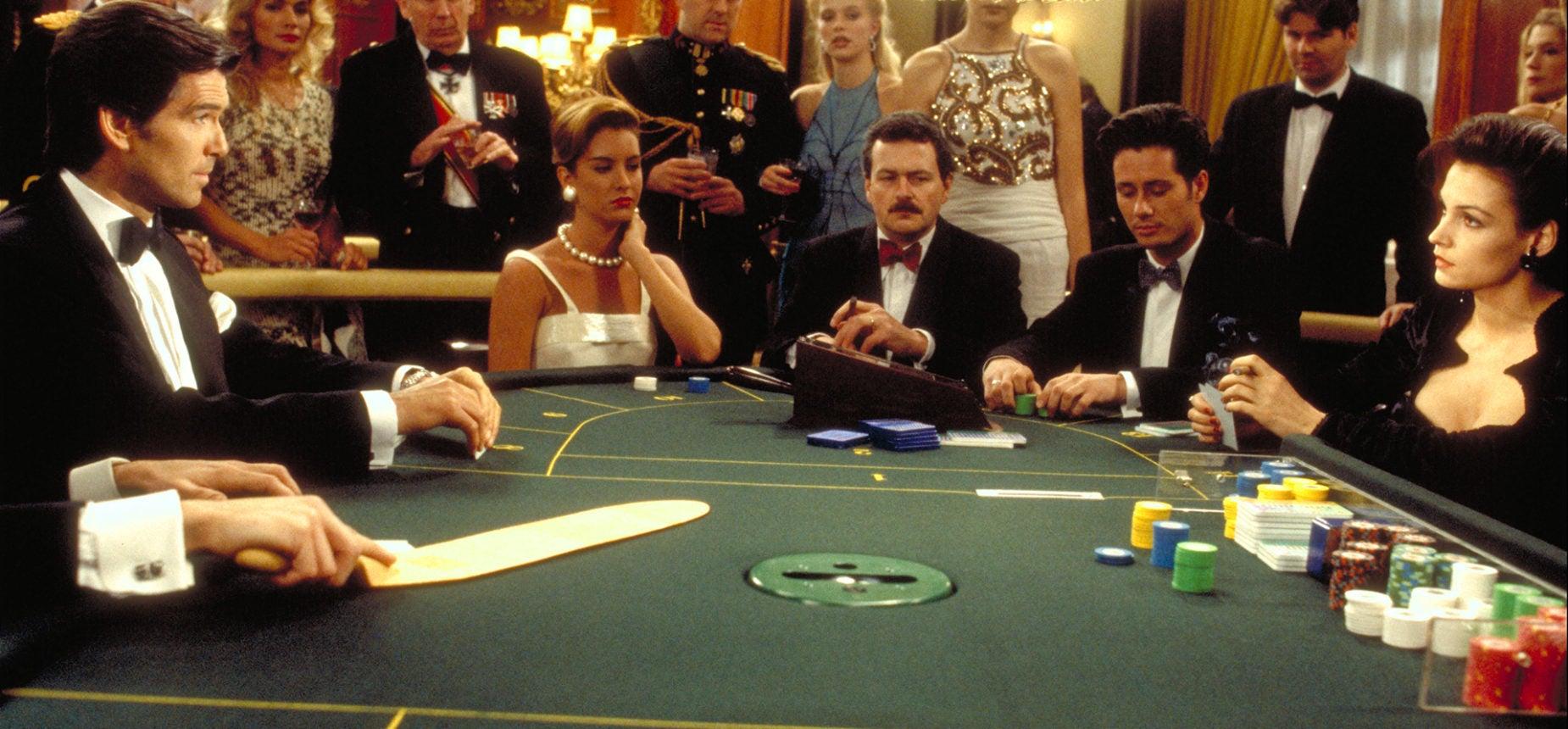 007's Greatest Gambles