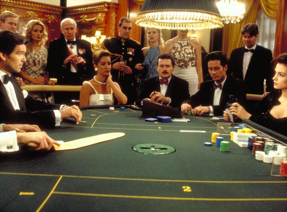 James Bond's Greatest Gambles